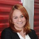 Klaudia Gajtkowska Konsultant ds. sprzedaży Kangu Self Storage Poznań